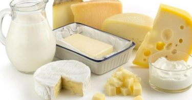 dairy products and fibromyalgia