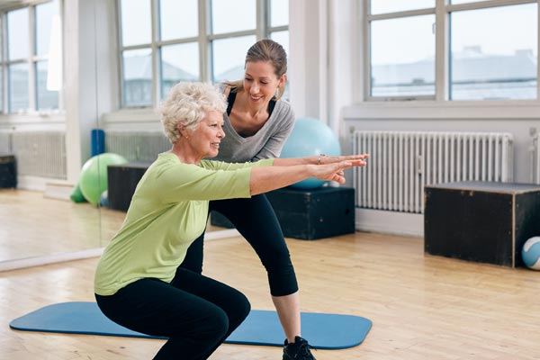 Physical Therapy for fibromyalgia