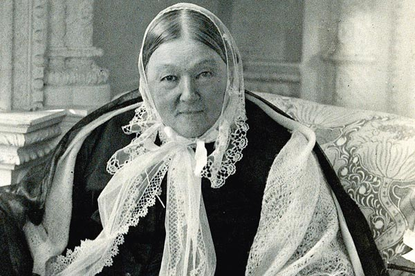 Florence Nightingale fibromyalgia